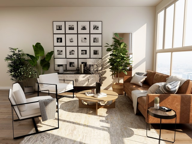 15 Desain Ruang Tamu Modern yang Menginspirasi