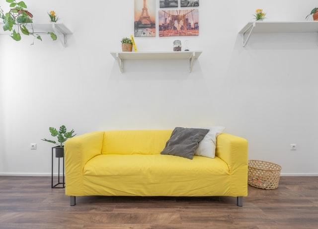 21 Model Sofa Minimalis yang Menawan